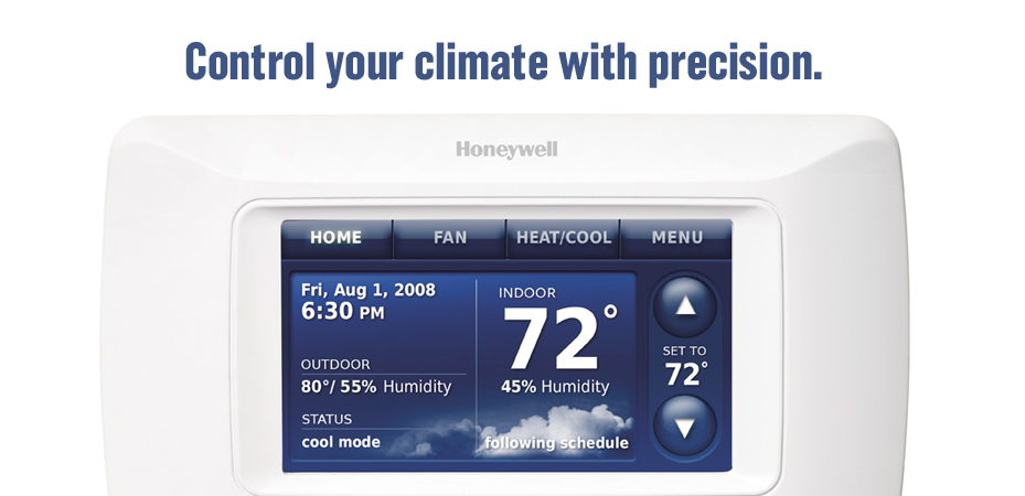 Control your climate with precision.